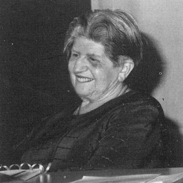 Mena Wüthrich-Grisch (1907 - 1994)