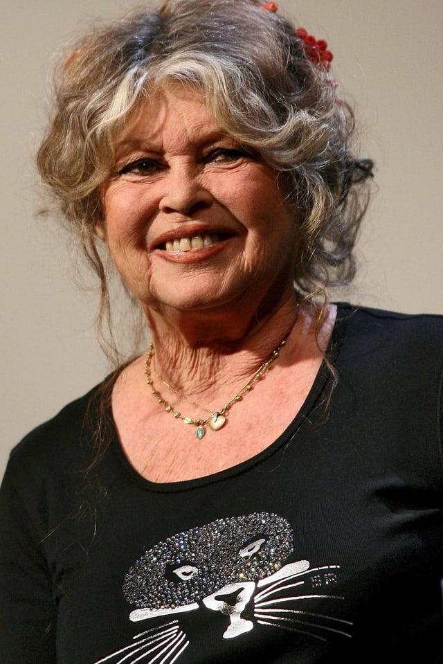 Brigitte Bardot im Jahr 2006