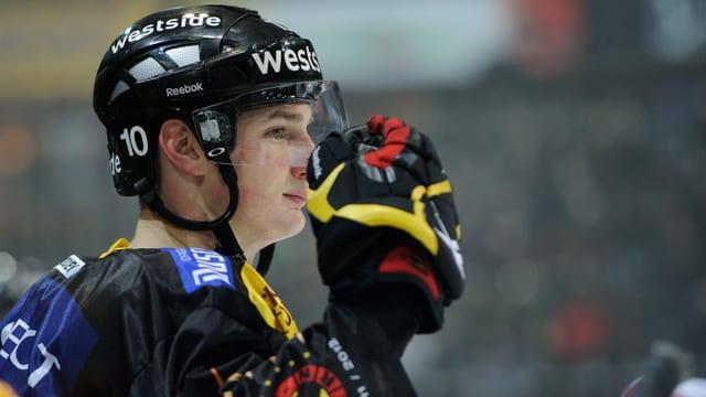 Tristan Scherweys Sperre wurde erhöht.