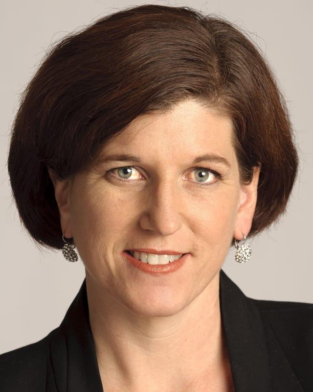 Sibylle Birrer, ab Herbst 2013 neue Abteilungsleiterin Kulturförderung deutsch des Kantons Bern