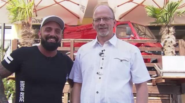 Video «Ostschweiz – Tag 4 – Loftorante Campania, Romanshorn» abspielen