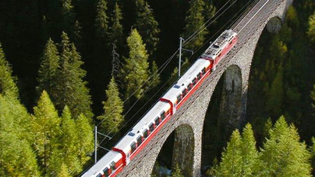 Video «Die Schweiz bauen: Viadukte Rhätische Bahn (6)» abspielen