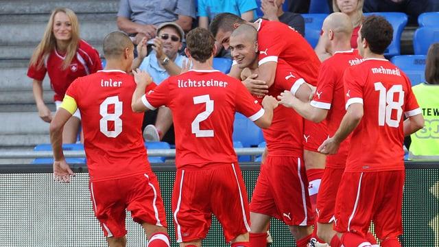 SRF überträgt alle Quali-Spiele der Schweizer Nationalmannschaft bis 2017.