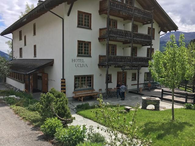 L'hotel Ucliva