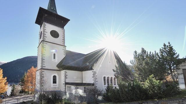 Video «Röm.-katholischer Gottesdienst aus Davos» abspielen