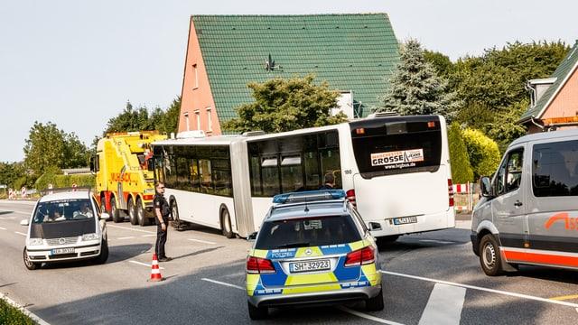 Bus Lübeck