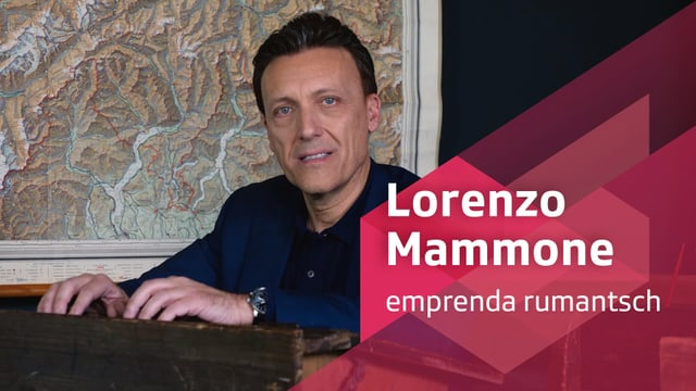 Purtret da Lorenzo Mammone.