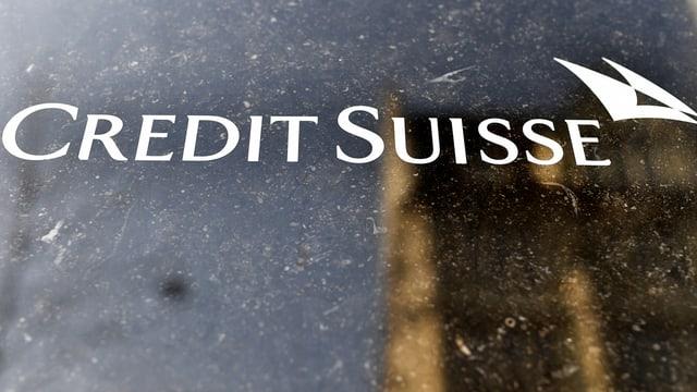 Entrada banca Credit Suisse.