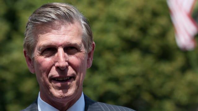 Ex-Botschafter in Bern gewählt