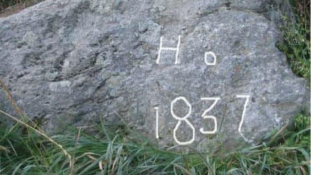 Crap cun cifra 1837.