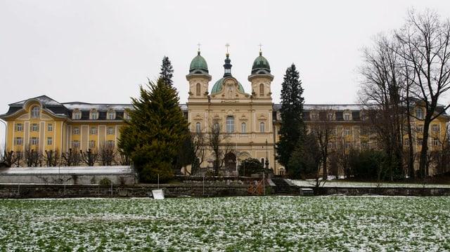 Gebäude des Kollegis in Schwyz.