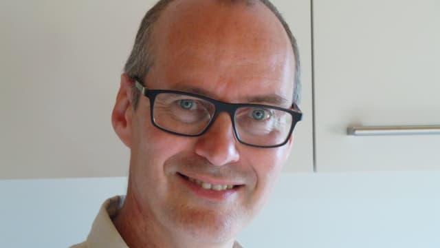 Henning Hanson - l'informaticher svedais cuschina gugent.