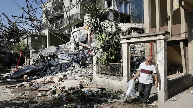 Glückskette sammelt für den Libanon