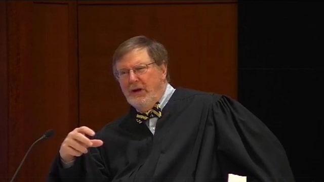US-Richter James Lobart