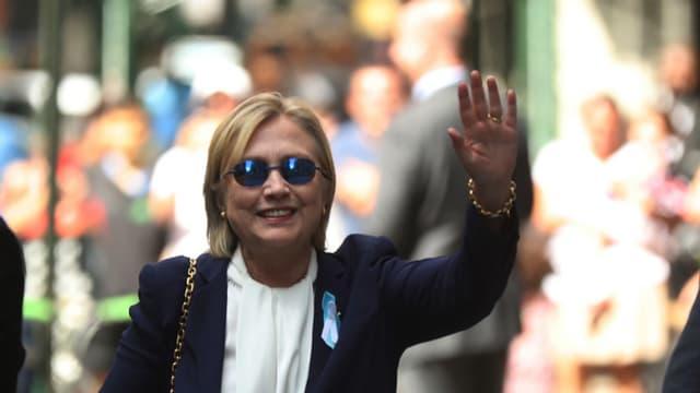 purtret da Hillary Clinton