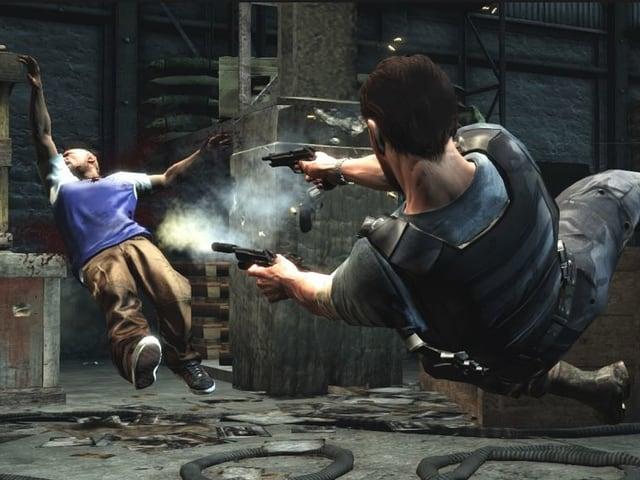 Screenshot von Max Payne 3