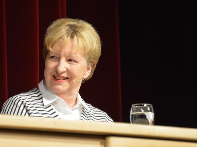 Annemarie Wildeisen - die Köchin der Nation seit Jahrzehnten.