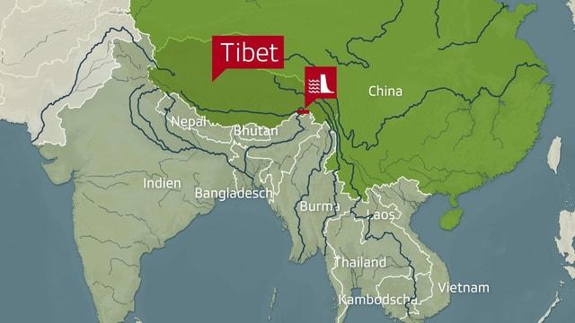 Der Staudamm hätte Einfluss auf das Leben von Millionen von Menschen in vielen Ländern.