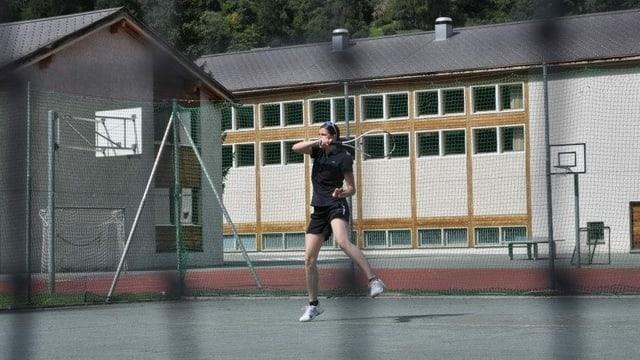 Vanessa Grond club da tennis Val Müstair