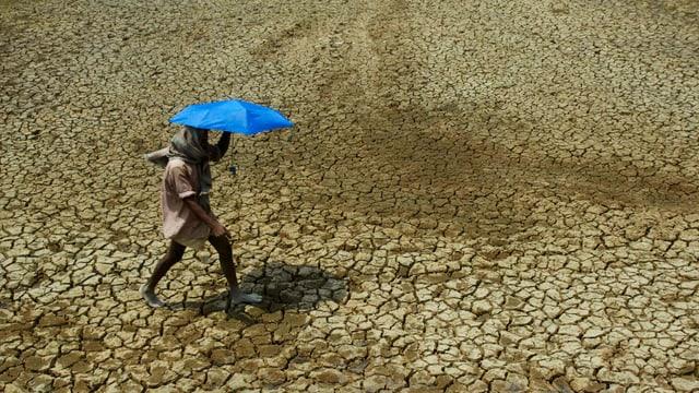 An der UNO-Konferenz 2010 in Cancun sagten die Industrieländer 100 Mrd. Dollar pro Jahr für Klimaschutz zu.