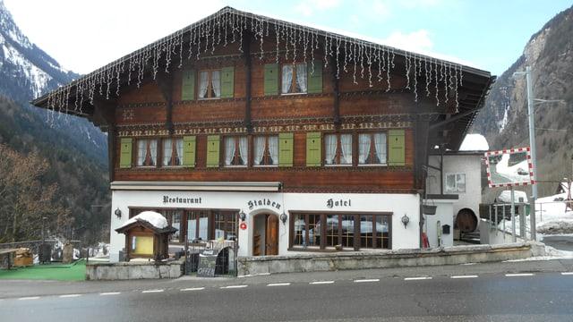 Video «Hotel Restaurant Stalden in Lütschental - Tag 2» abspielen