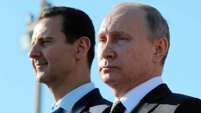 Assad und Putin