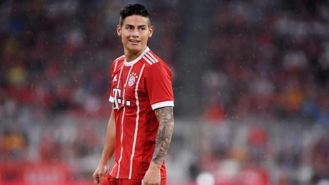 James Rodriguez fehlt den Bayern.