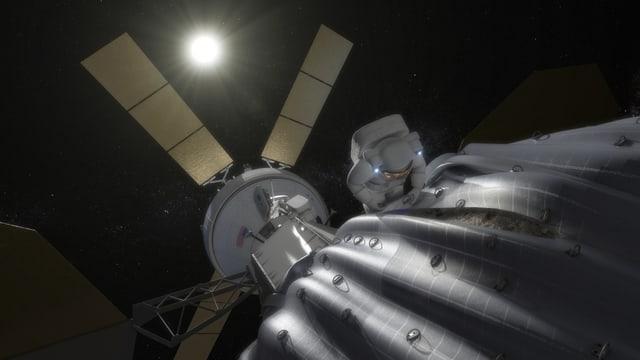 Künftige Asteroiden-Missionen