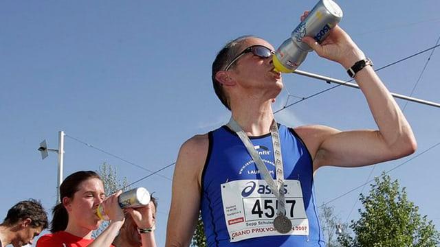 Marathonabsolvent
