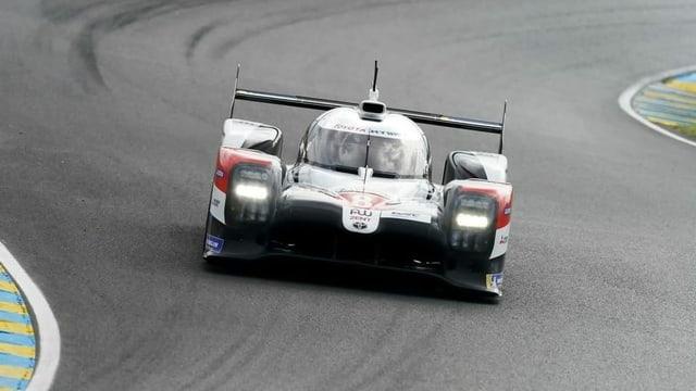 Auto da Sébastien Buemi.