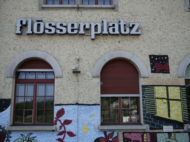 Jugendhaus Flösserplatz