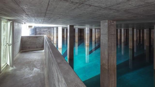 Wasserreservoir
