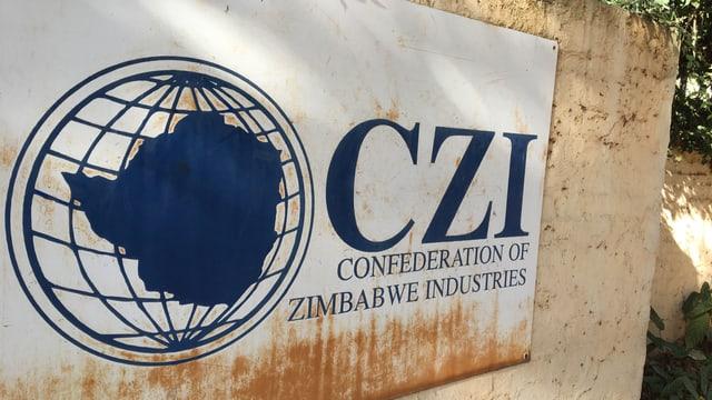 Bargeldloses Simbabwe.
