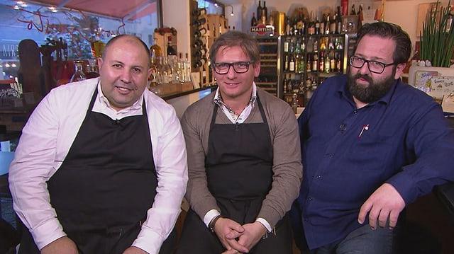 Video «Kanton Zürich – Tag 1 – Restaurant Buon Gusto, Winterthur» abspielen