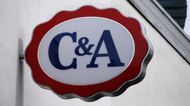 Logo von C&A.