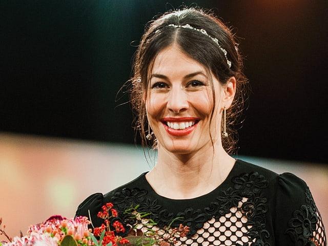 Porträt Dominique Gisin.