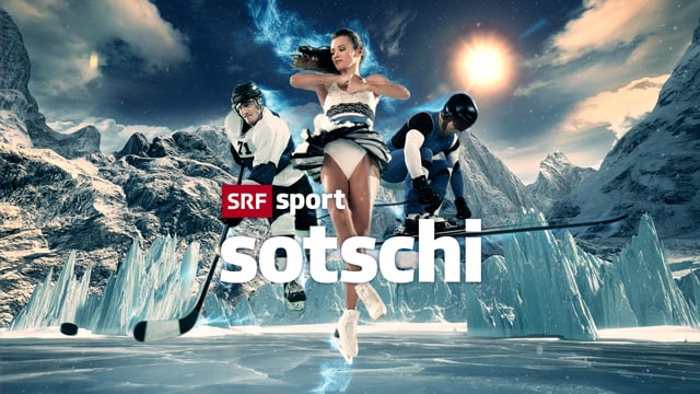 Biathlon im Sotschi Player