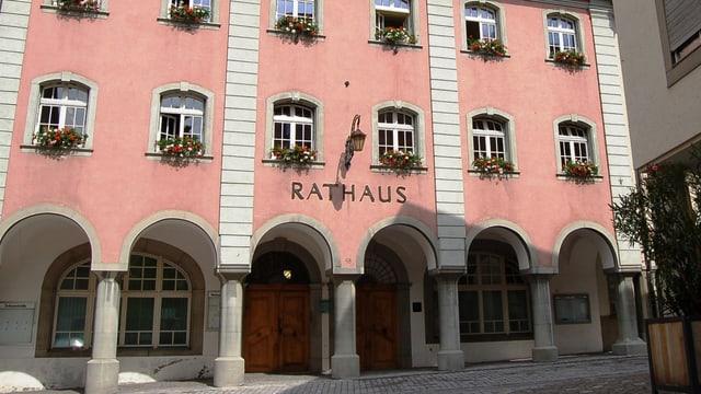 Rathaus Wil
