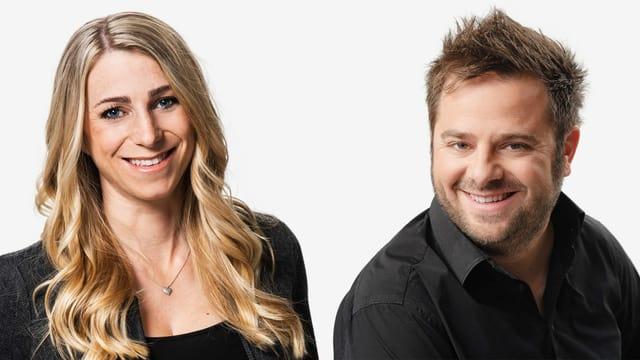 Priska Plump und Marco Thomann