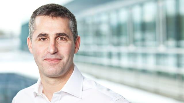 Felix Graf, Mitglied der Geschäftsleitung der CKW.