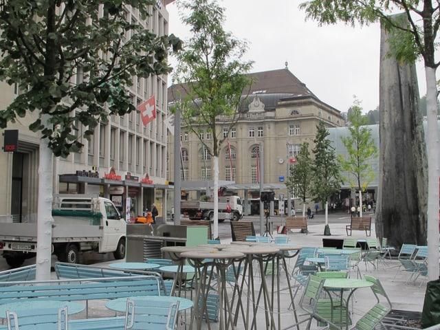 Kornhausplatz