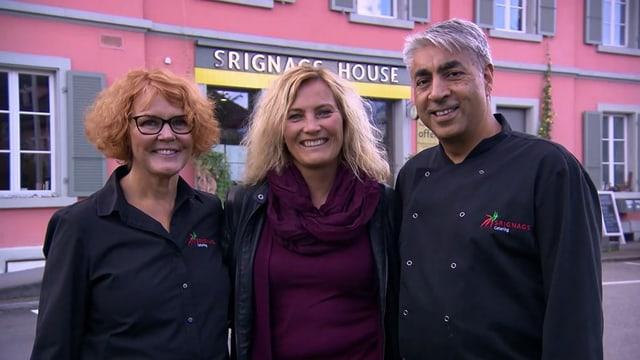 Video «Kanton Solothurn – Tag 3 – Restaurant Srignags, Derendingen» abspielen