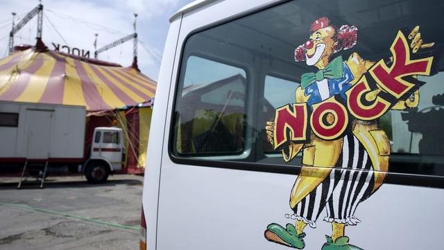 Il circus Nock