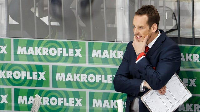 Nati-Trainer Patrick Fischer.