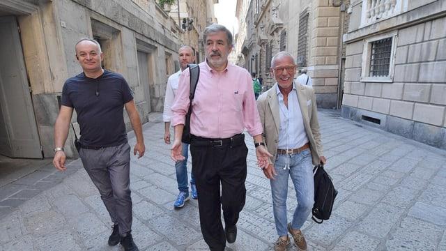 Marco Bucci il nov burgamester da la citad da Genua.