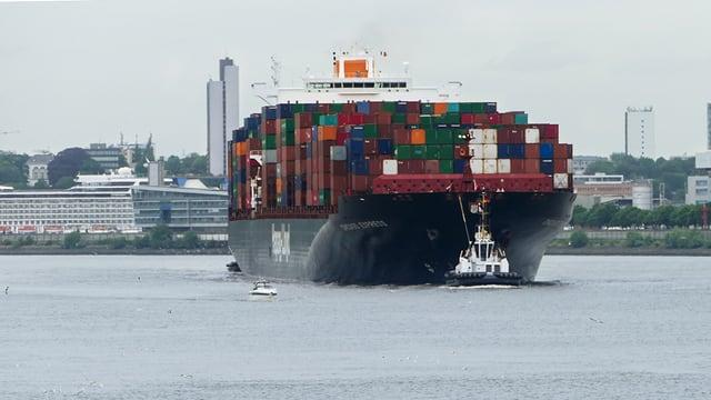 Video «Hafen Hamburg (2/4)» abspielen