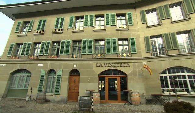 Video «Restaurant Casa Novo in Bern - Tag 4» abspielen