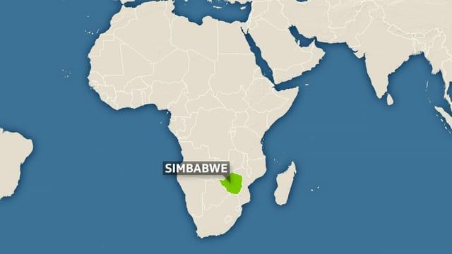 Wirtschaftskrise in Simbabwe
