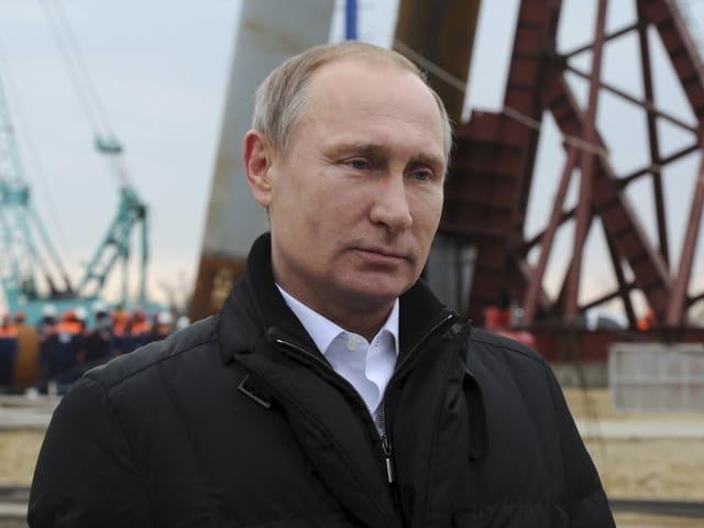 Il president da la Russia Vladimir Putin.