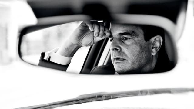 Mark Henley: «The coming man»